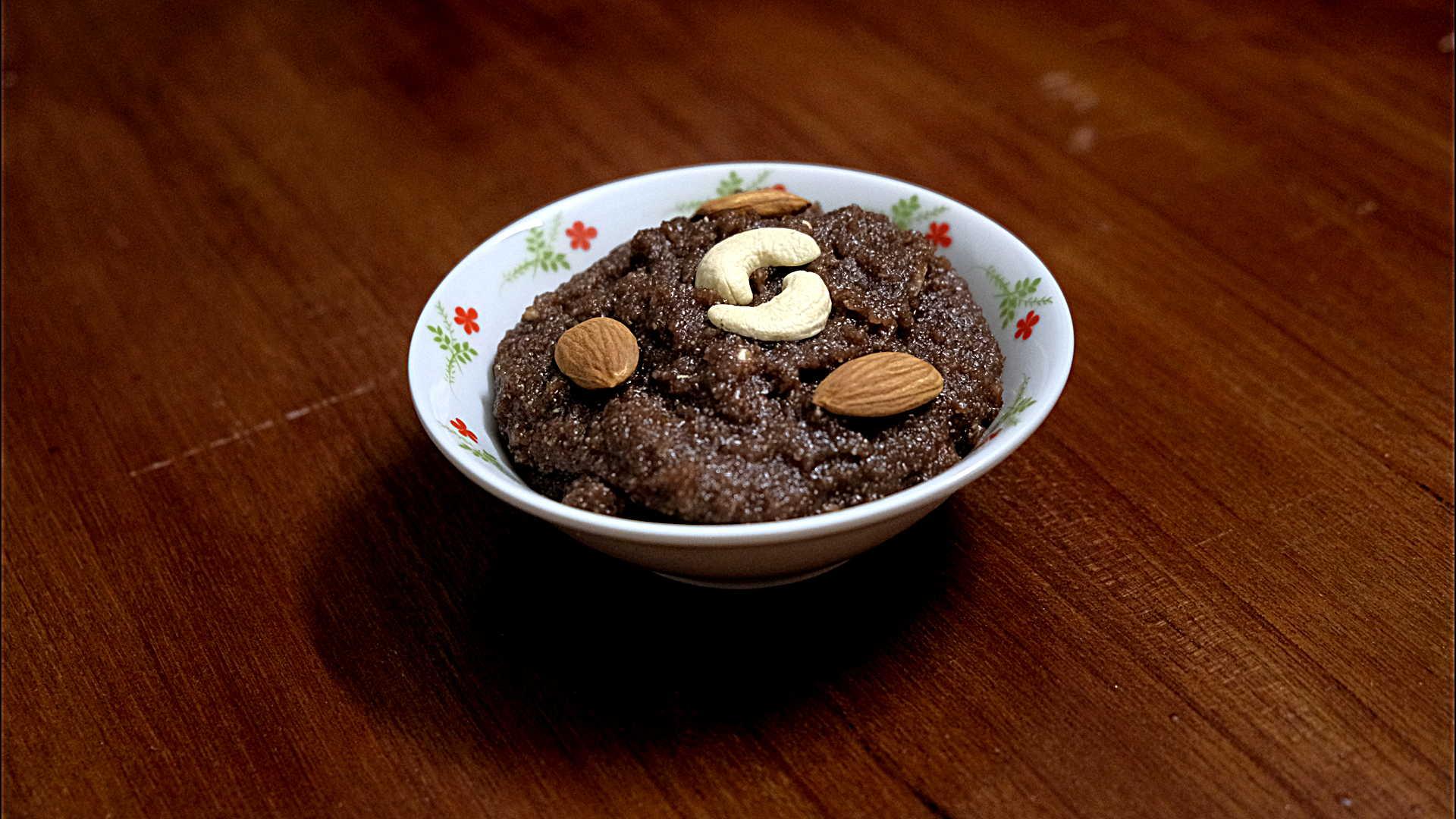 chocolate kesari featured