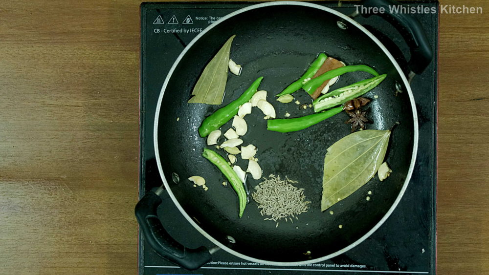 jeera rice spice