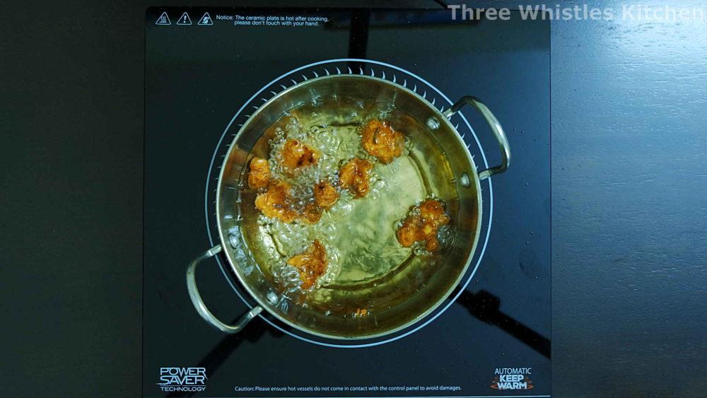gobi 65 deep fry