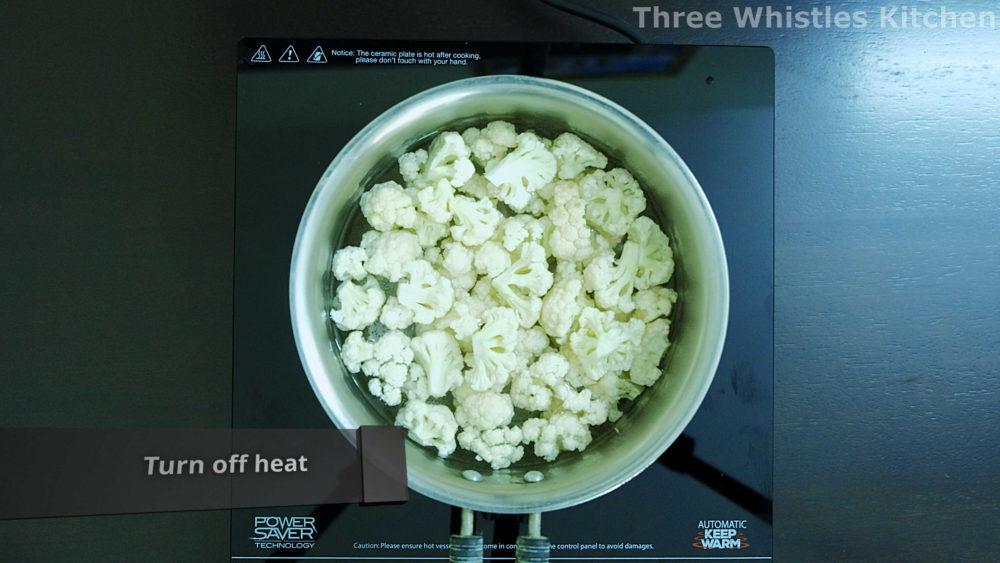gobi 65 cauliflower florets