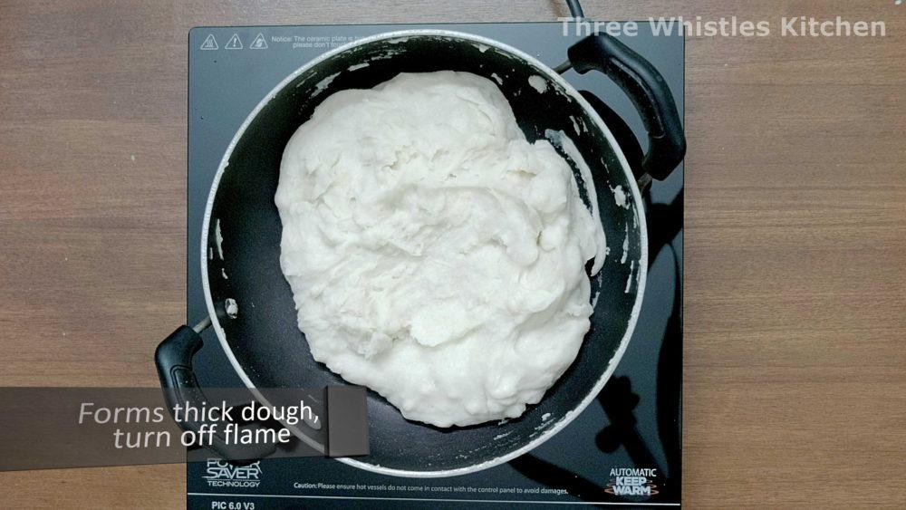 kozhukattai rice flour