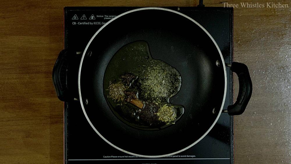 mutton ghee roast spice