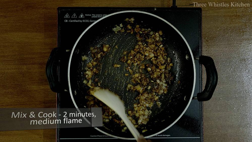 mutton ghee roast saute