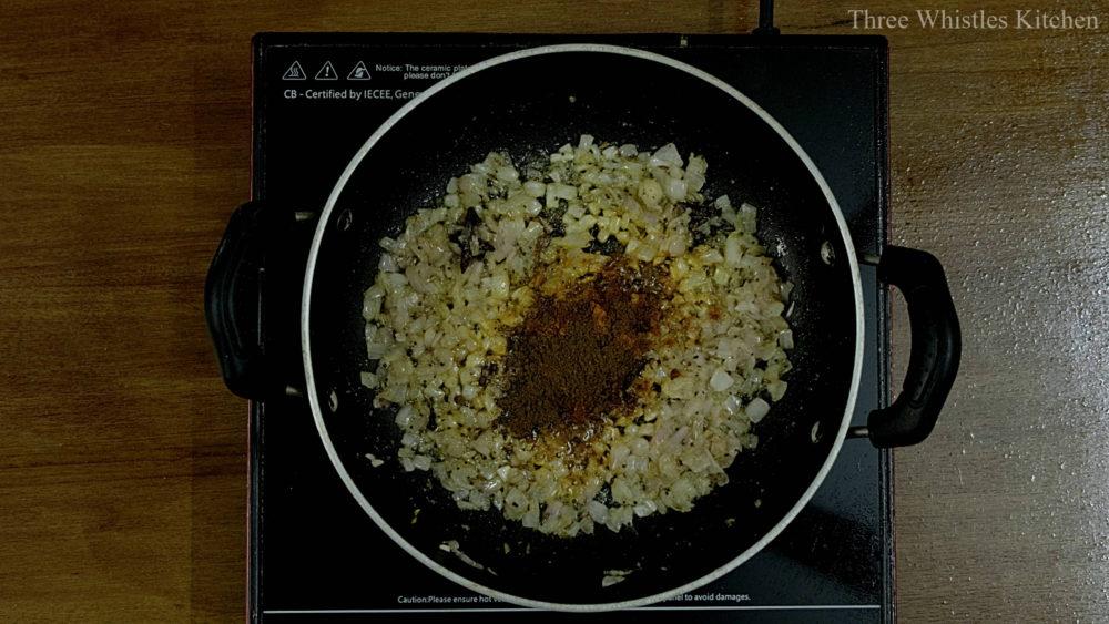 mutton ghee roast masala