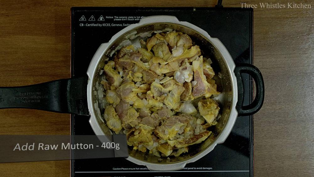mutton ghee roast mutton