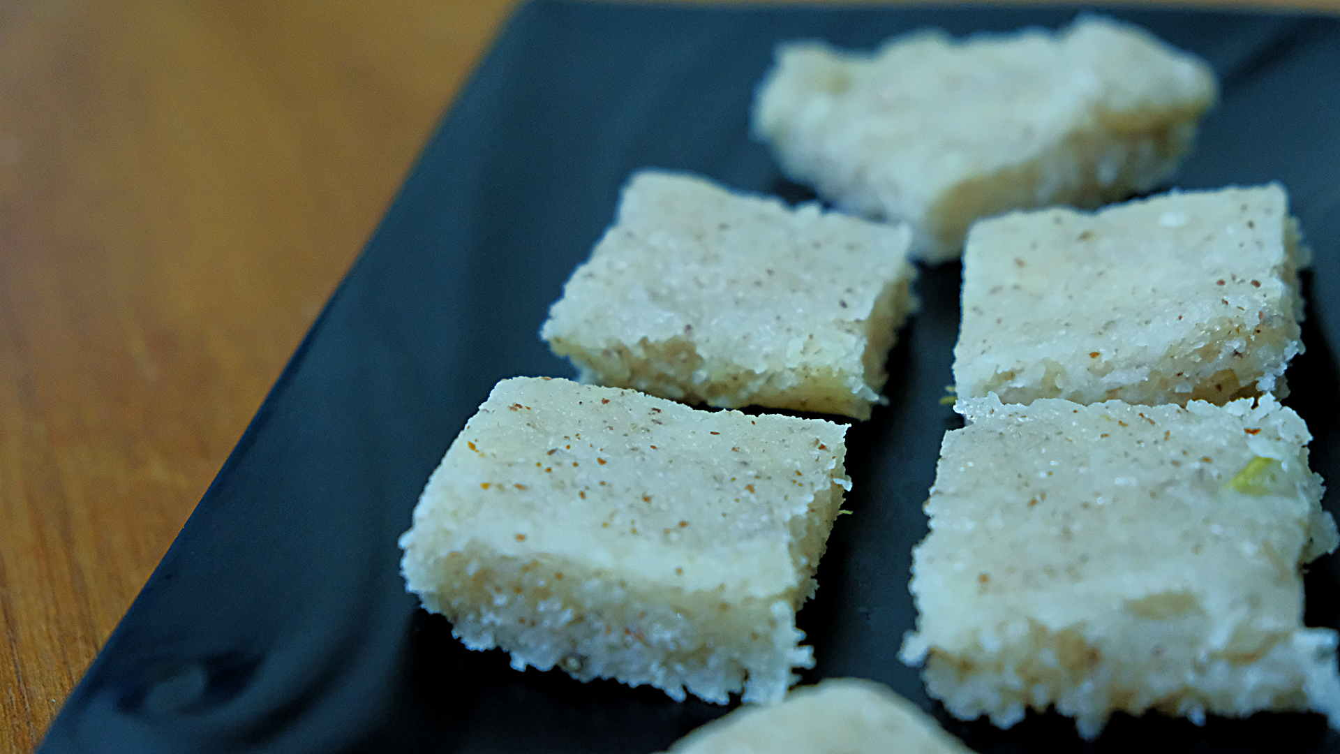 coconut barfi Featured