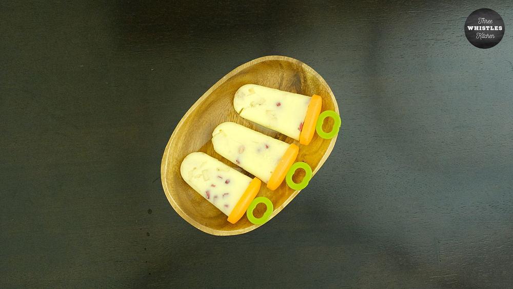 custard popsicle frozen