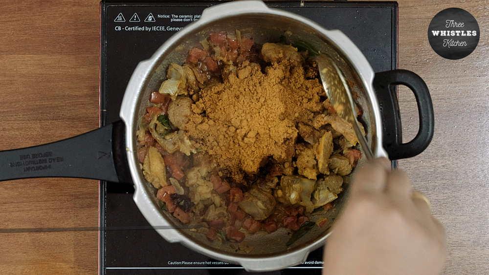 mutton kolambu masala
