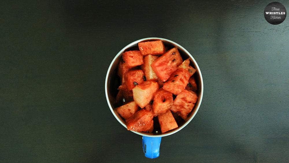 watermelon popsicle blender