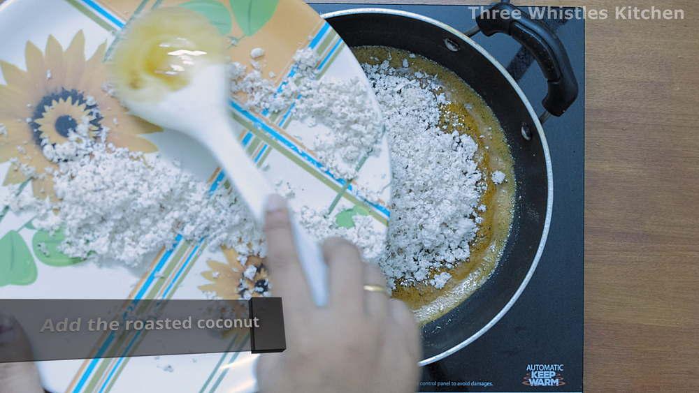coconut jaggery