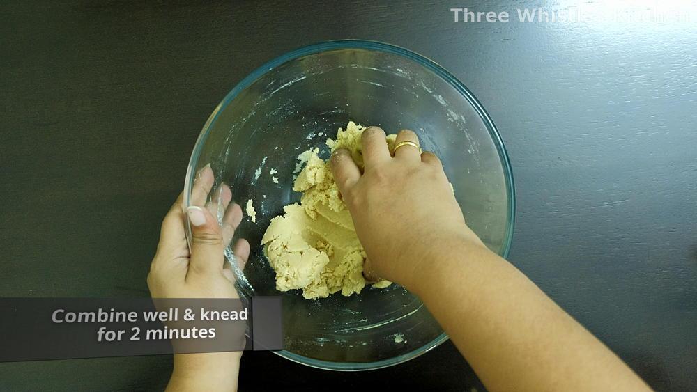 form dough