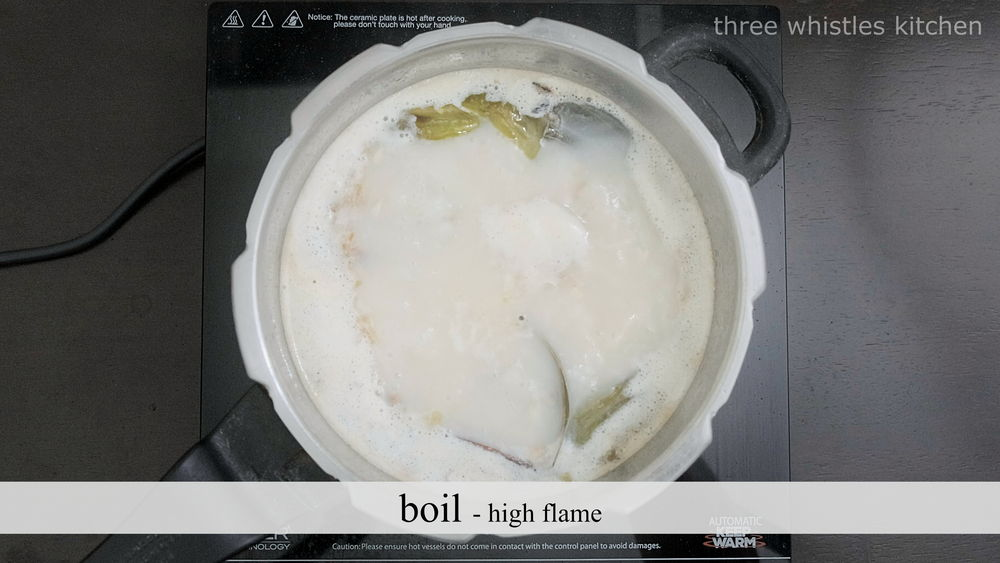 ghee rice boil