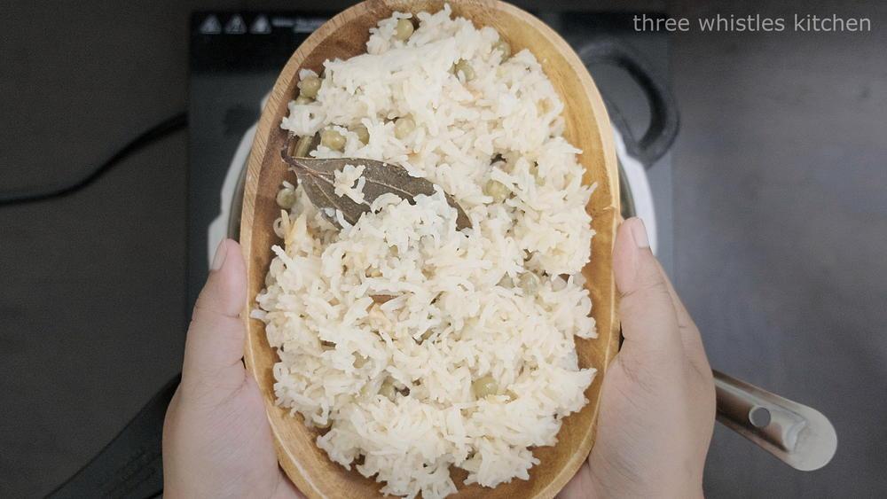 ghee rice ready