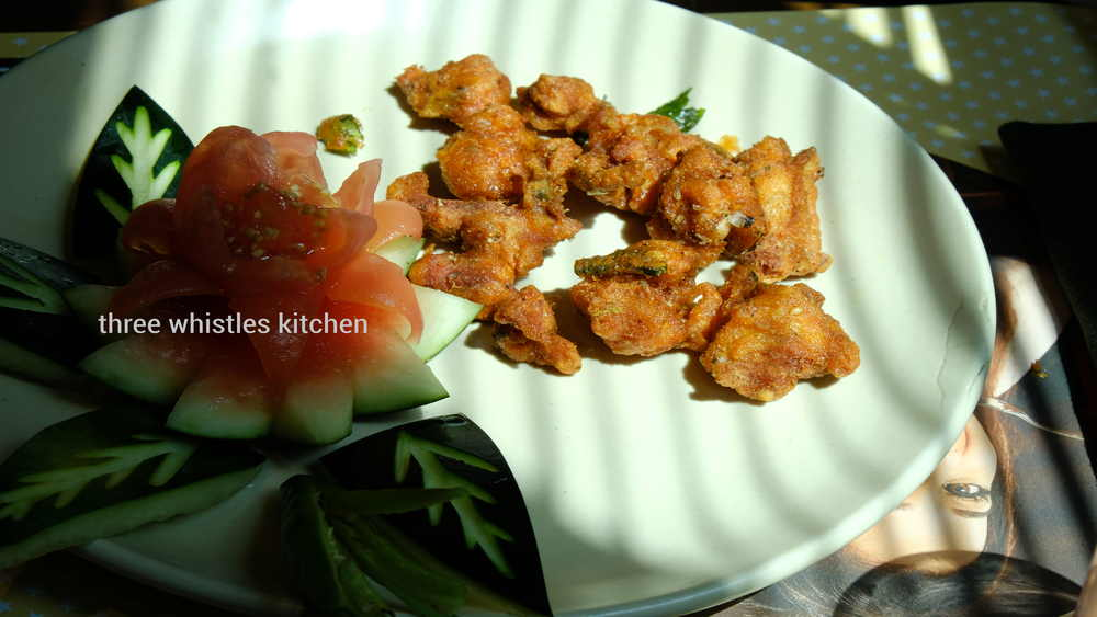 chicken 65 barbeque nation