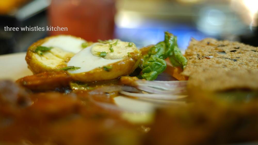 egg gravy barbeque
