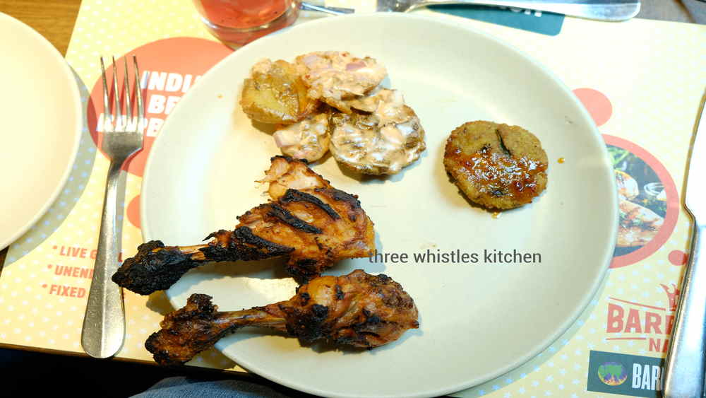 starters barbequenation
