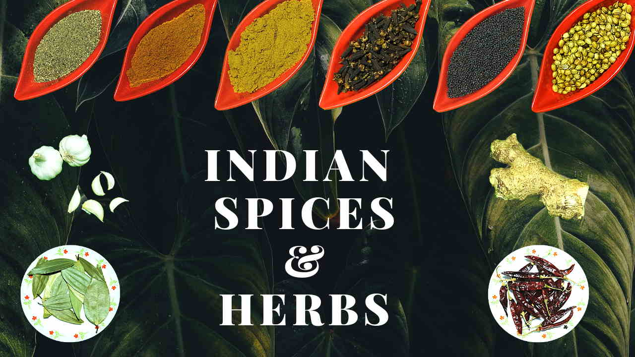 Indian Spices Herbs