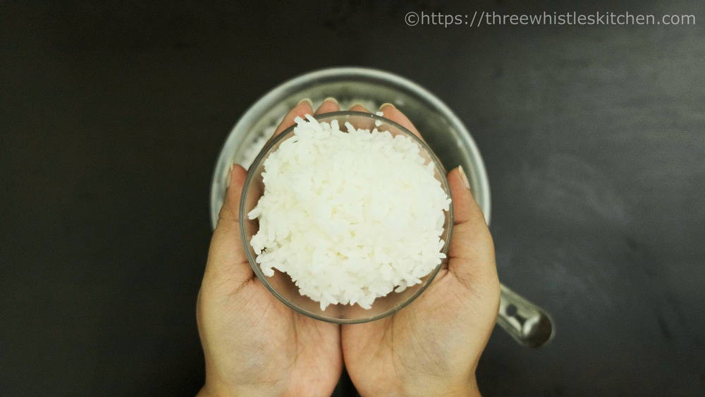 cook rice perfectly