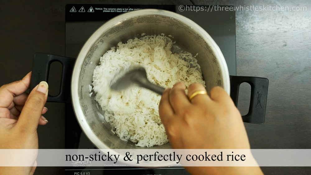 non sticky rice