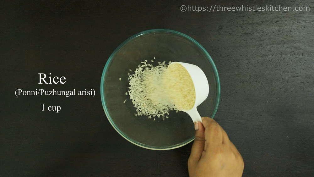 rice measure
