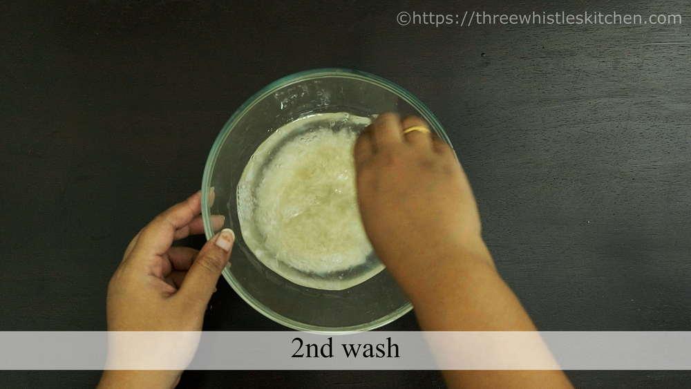 rice wash 2