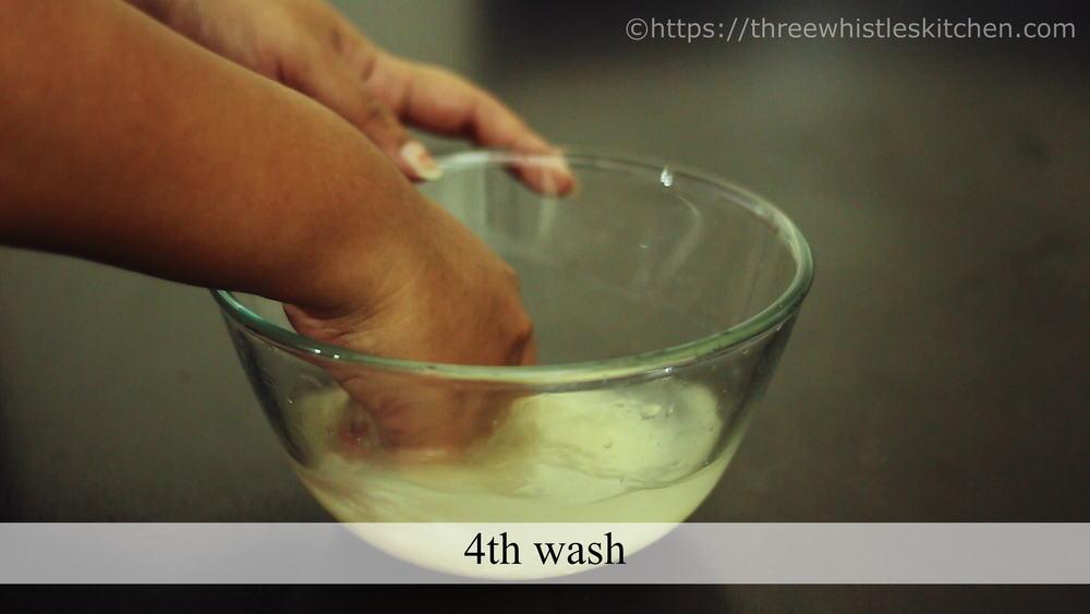 rice wash 4
