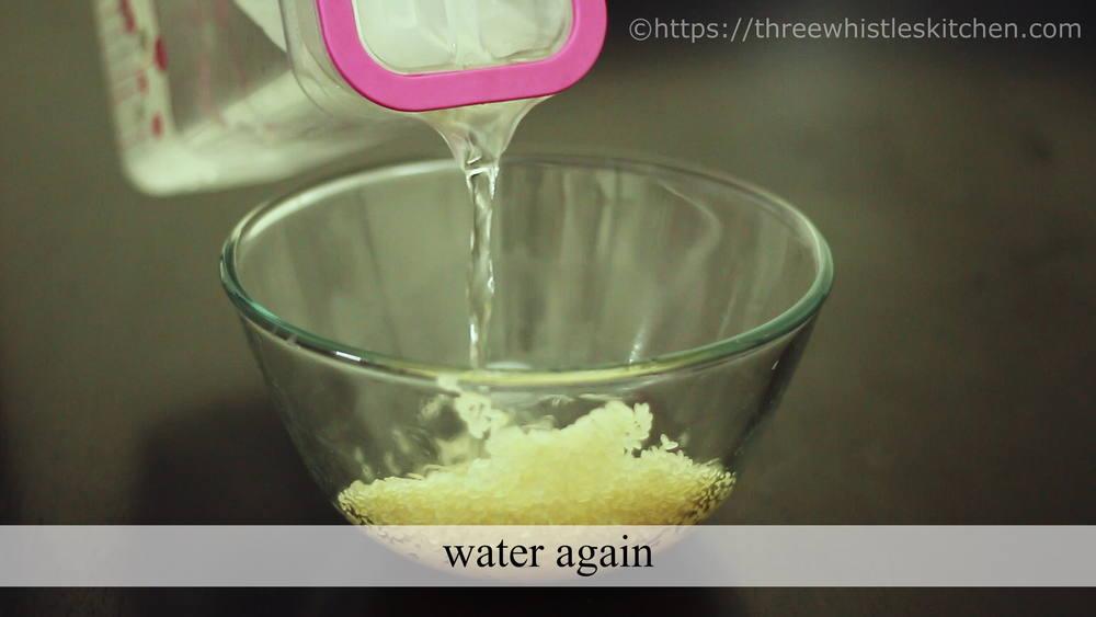 rice water 2