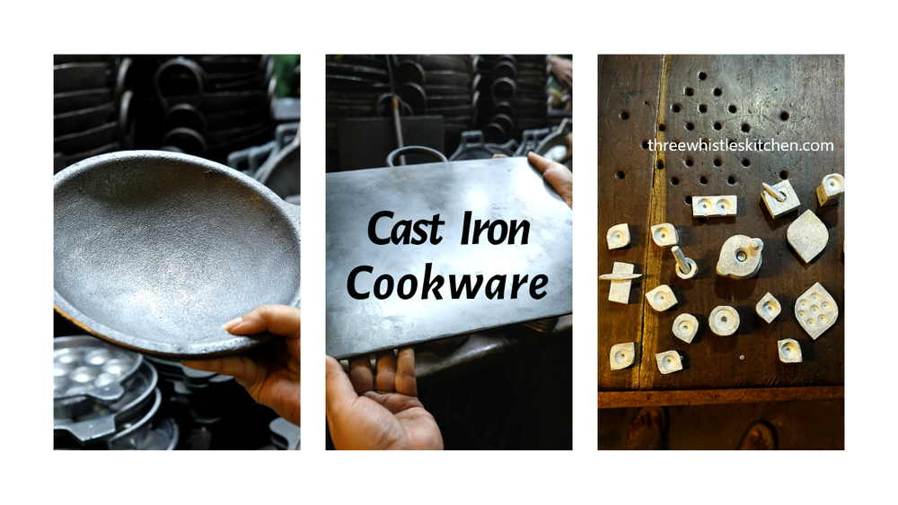 Cast Iron Cookware Cover