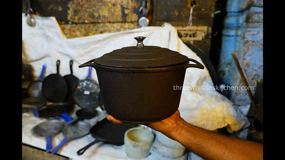 Indian Dutch Oven Casserole