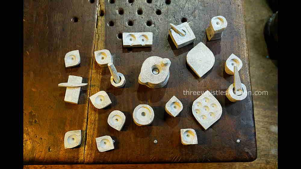 soapstone miniature toys