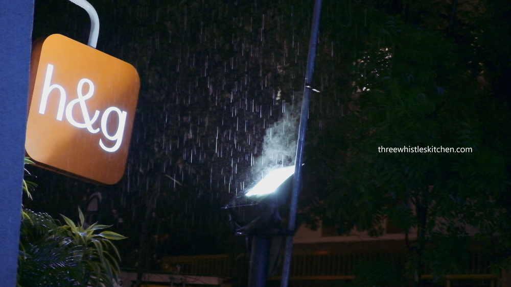 Bangaore Rain Holige Mane