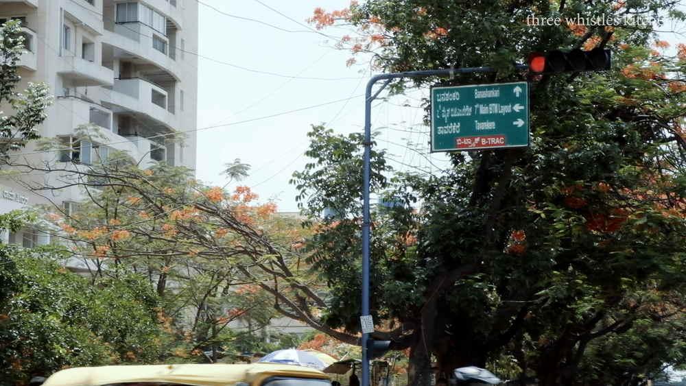 Bangalore signal