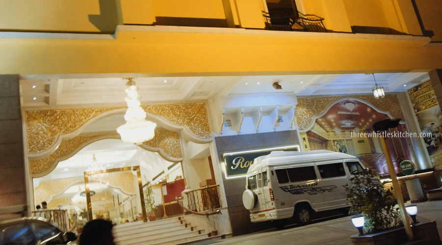 Hotel Royal court Madurai