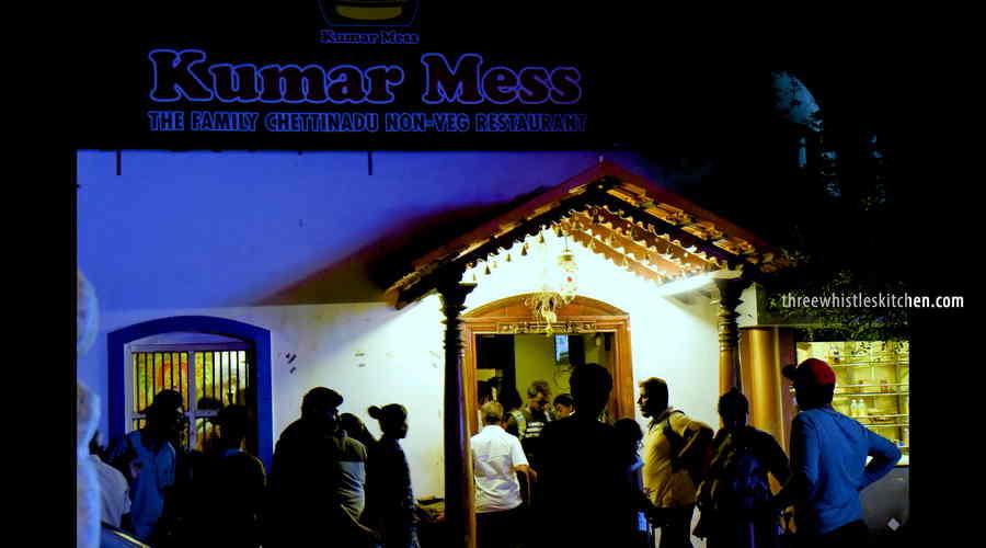 Kumar Mess 2