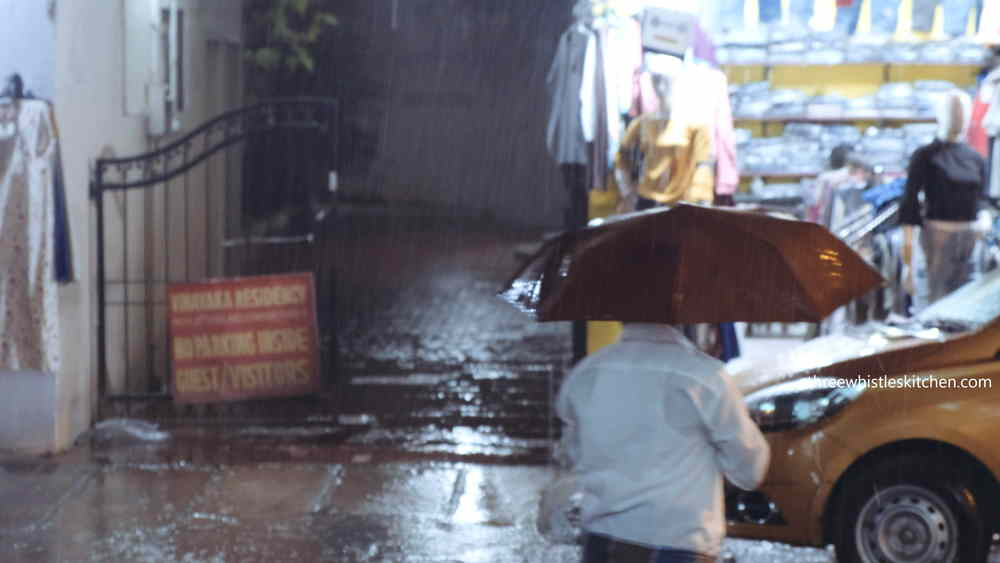 Malleshwaram Holige Mane Rain