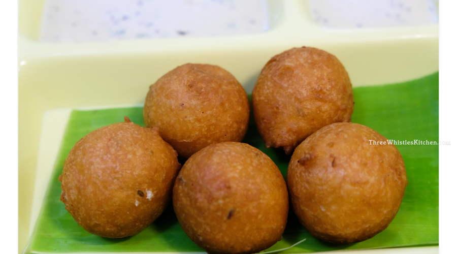 Shri Sagar Mangalore Bajji
