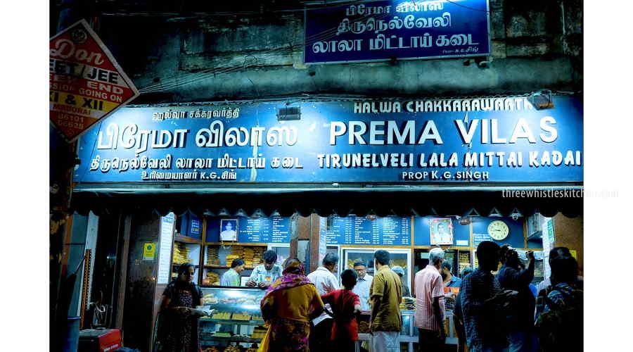 Prema Vilas Halwa Shop Madurai