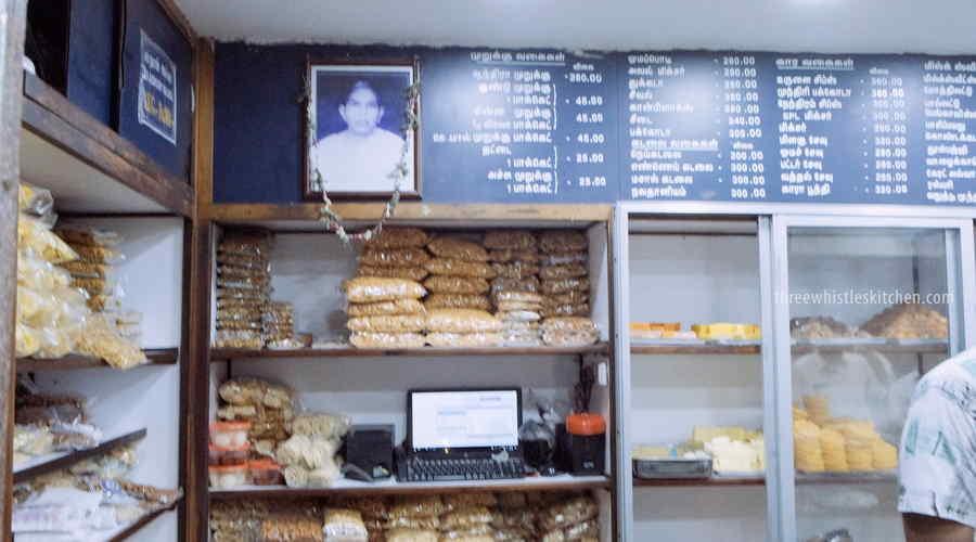 Prema Vilas Madurai Snacks 2