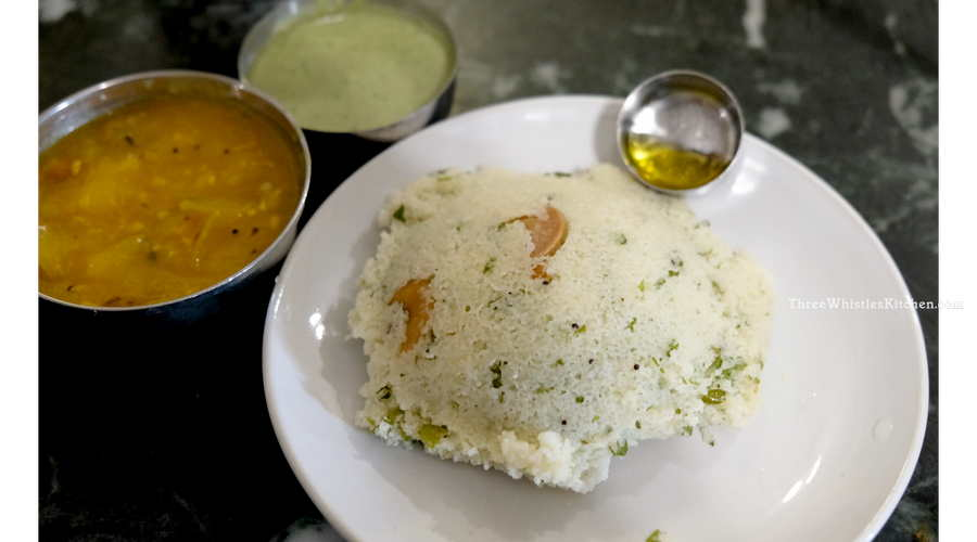 Rava Idli Mavalli Tiffin Room