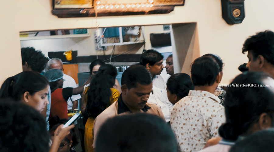 Crowd Shri Sagar