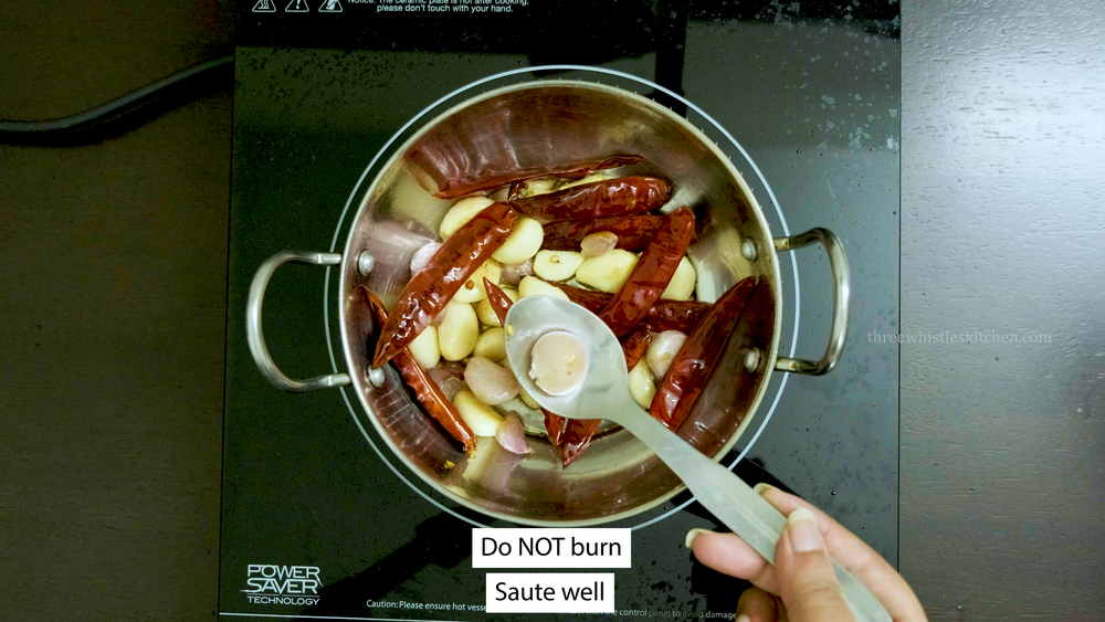 do not burn
