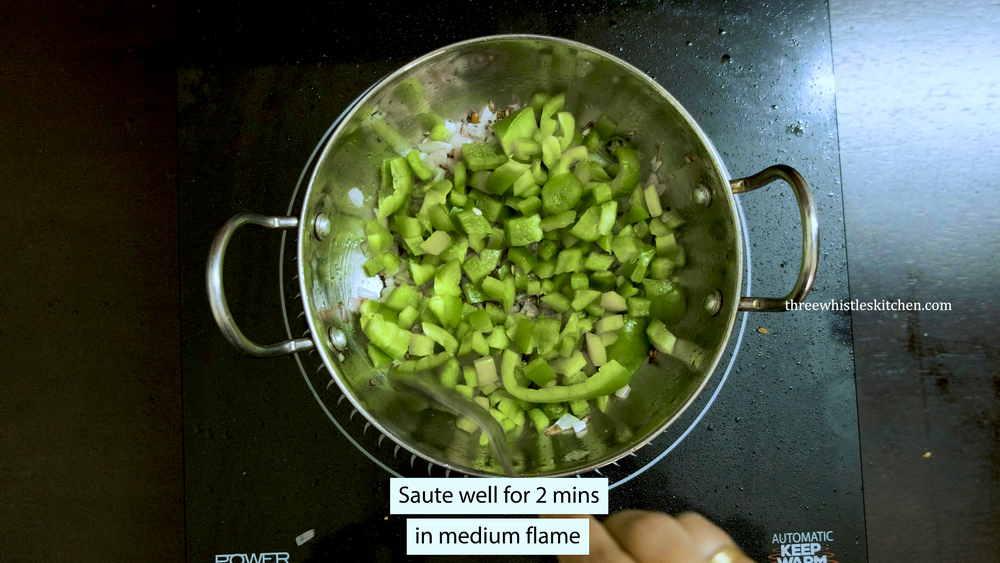 add capsicum