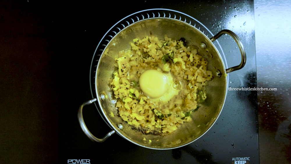 add egg for podimas
