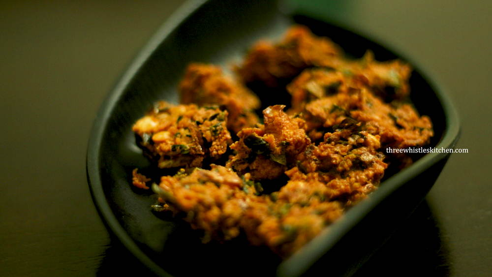moringa leaves pakoda
